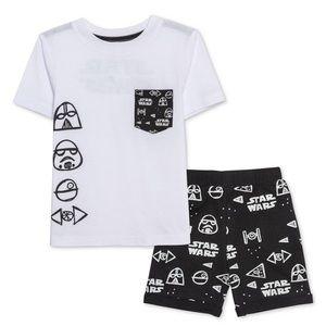 Star Wars Toddler Boys 2-pcs t-shirt & Short